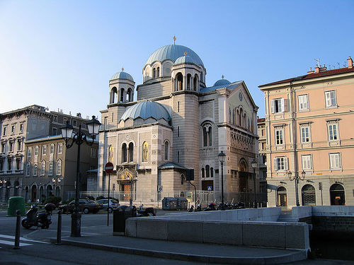 Chiesa San Spiridione Trieste